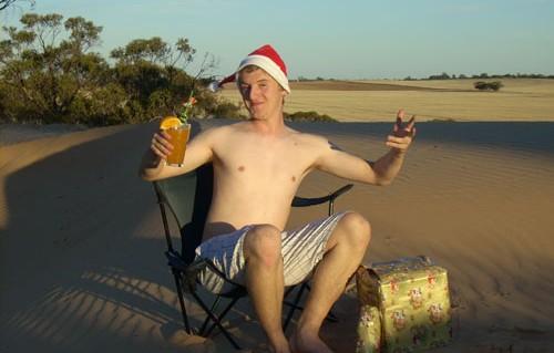 Weihnachten down under