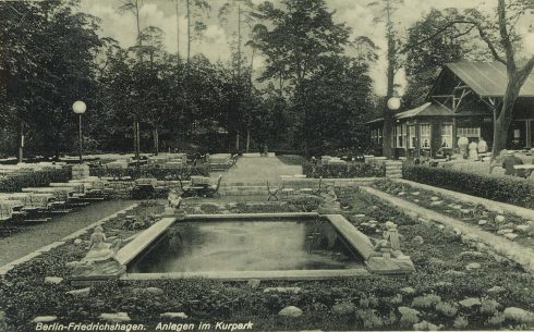 kurpark-anlage