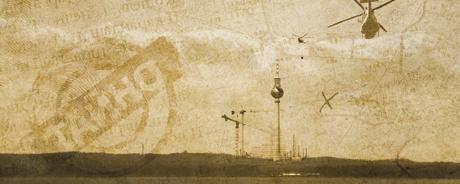 Baupläne der Ostberliner Verwaltung – von den sowjetischen Besatzern als geheim eingestuft.