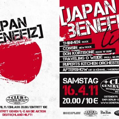Japan-Benefiz