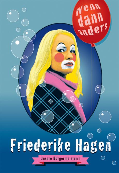 Friedericke Hagen - Wenn dann anders