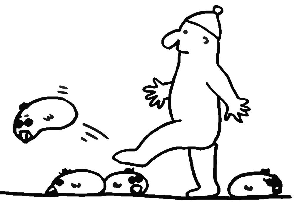 Alf Ator – die Bempe