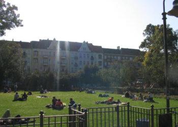 Boxhagener Platz Berlin