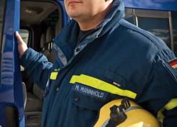 Mario Mannhold - Technisches Hilfswerk THW Ortsverband Treptow-Köpenick