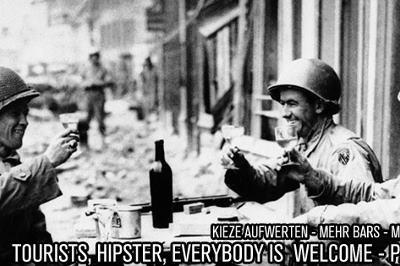 hipster antifa