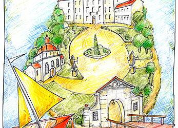Köpenick Motiv Schloss