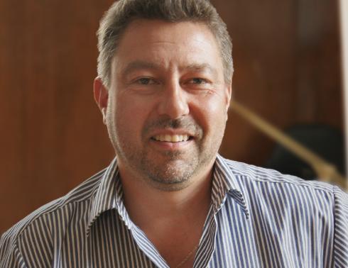 Stadtrat Michael Vogel