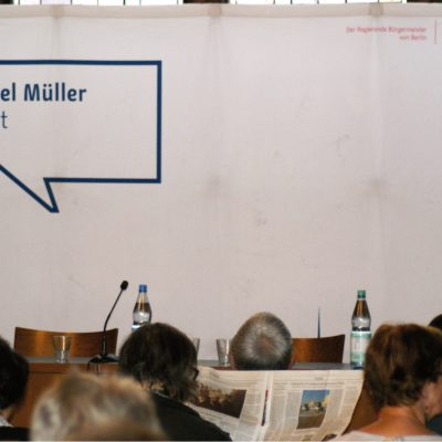 Herr Müller muss weg