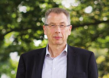 Stadtrat Rainer Hölmer