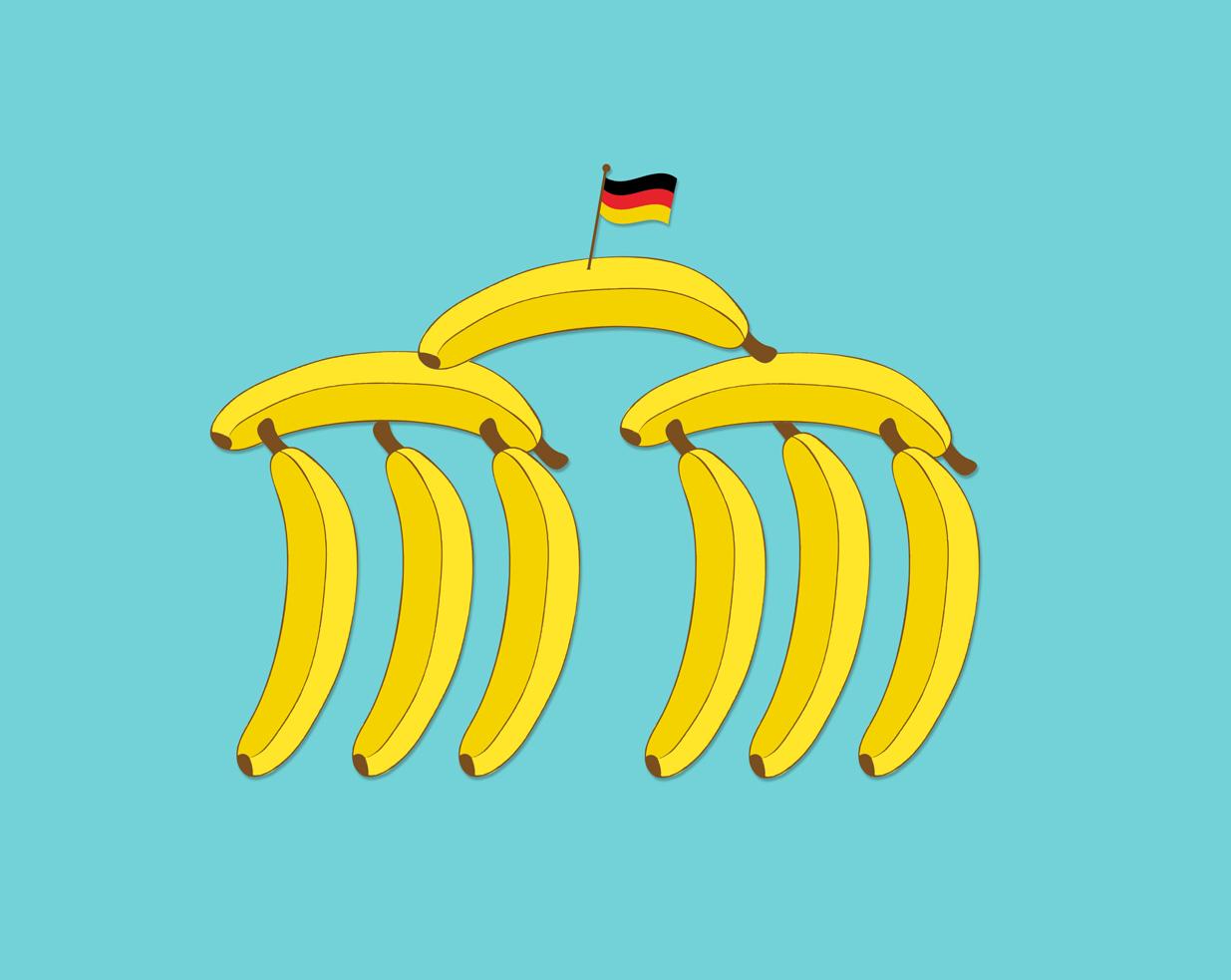 Bananentor