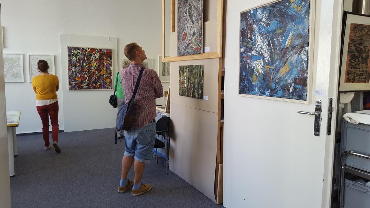 10. und 11.09. Künstler öffnen ihre Ateliers in OSW