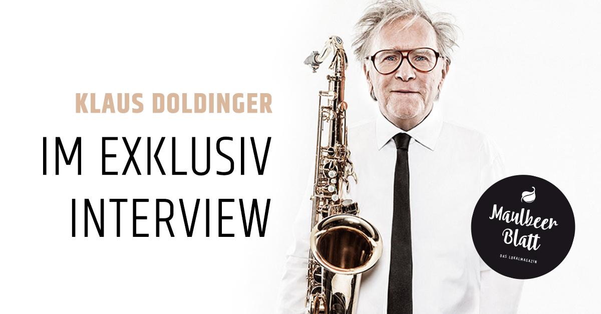 Klaus Doldinger Saxophon