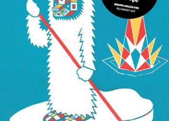Das Cover der 105. Ausgabe Maulbeerblatt mit einer Illustration von Roman Klonek.