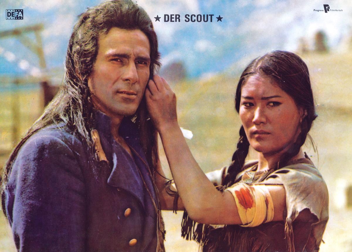 """Szene aus """"Der Scout"""" von 1983"""
