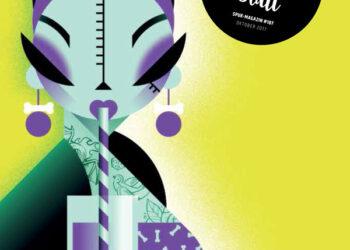 Das Cover der Ausgabe #107 gestaltet von Maria Picassó i Piquer