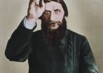 Rasputin segnet dich!