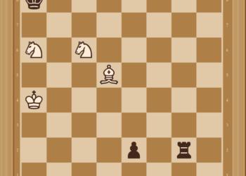 Weiß setzt matt in drei Zügen