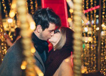 Küsse unterm Mistelzweig