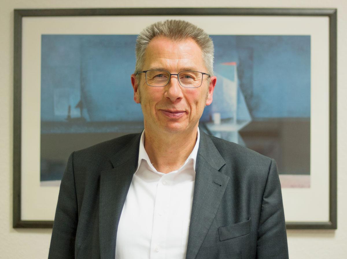 Stadtrat für Bauen, Stadtentwicklung und öffentliche Ordnung Rainer Hölmer