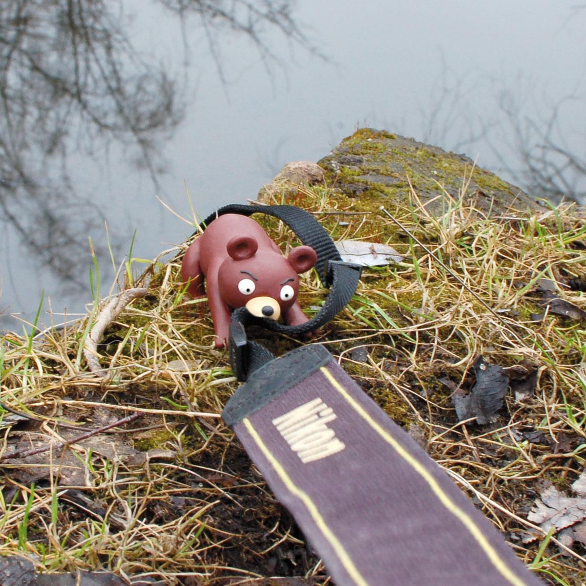 Der wilde Wuhlebär greift an!