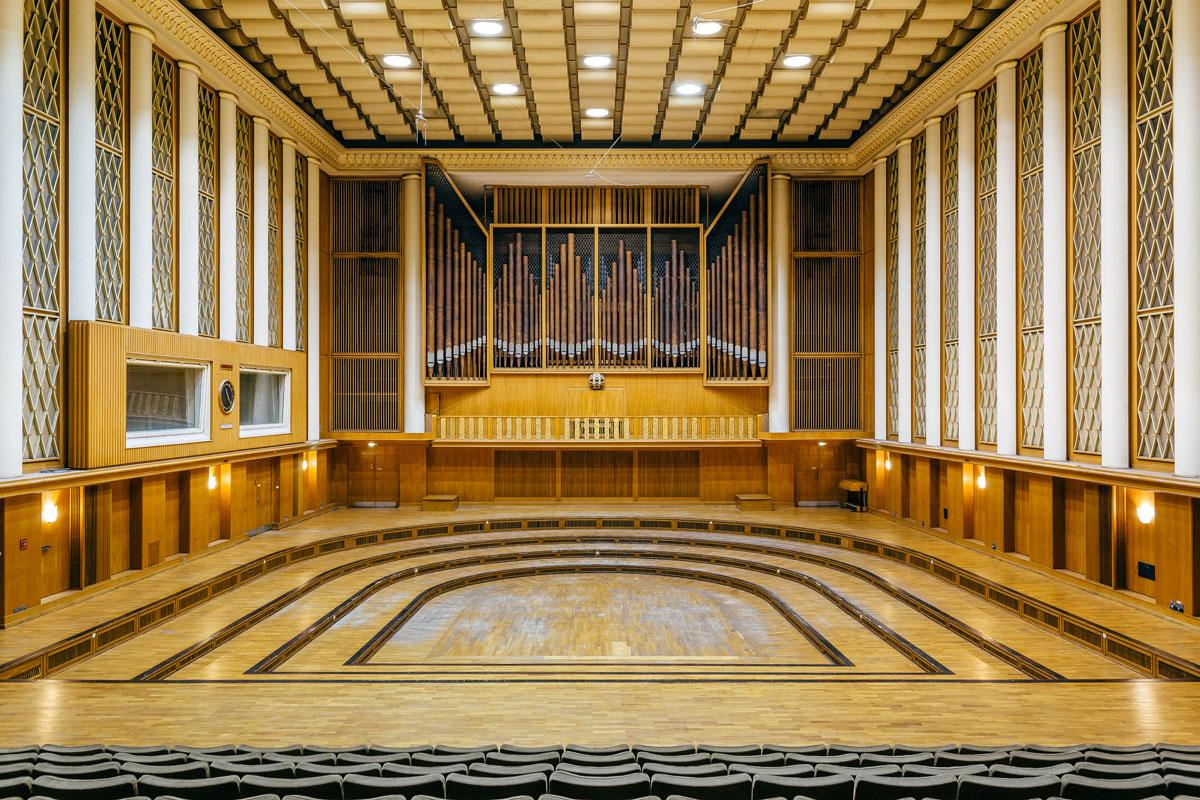 Orgel Funkhaus Berlin