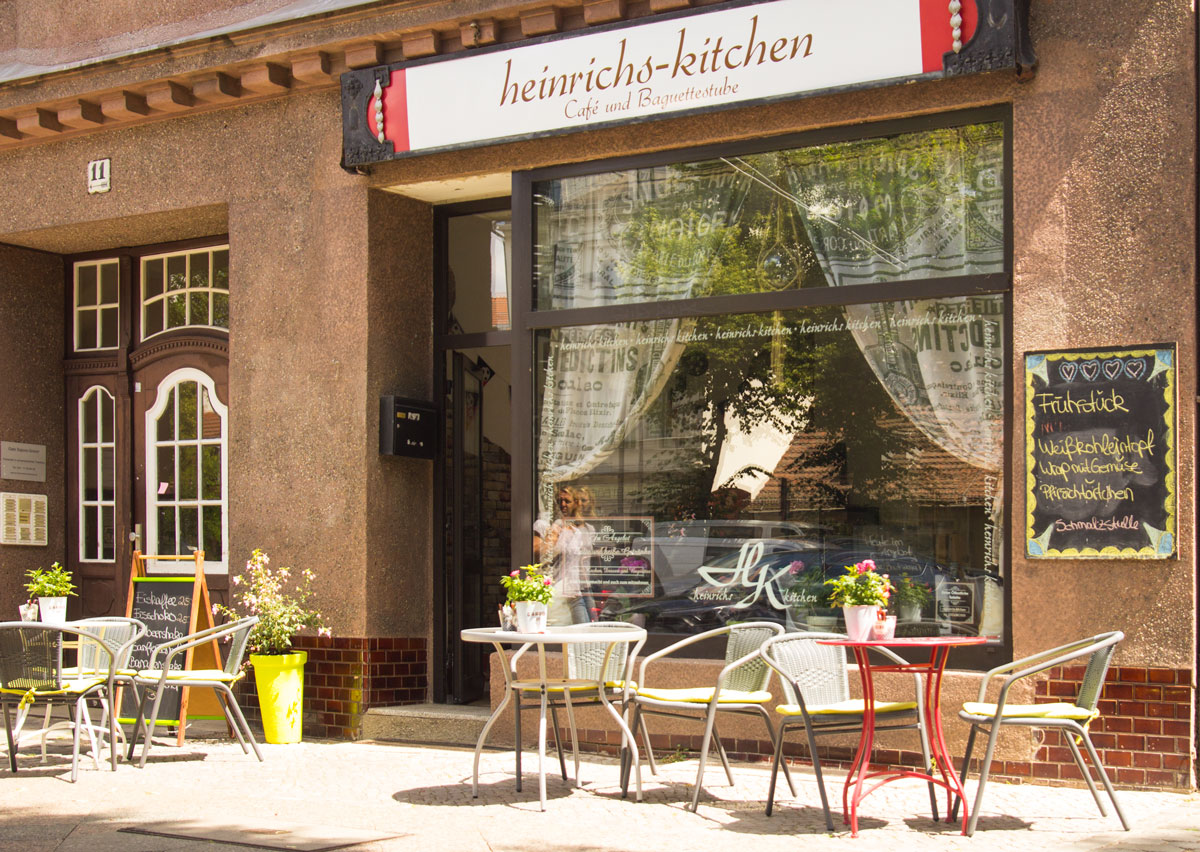 Das Bistro Heinrichs Kitchen