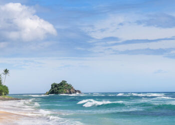 Schöne Insel – Symbolbild