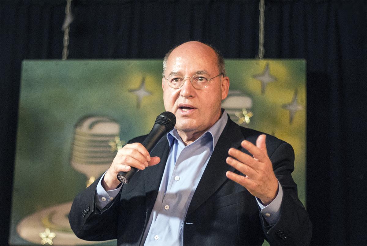 Gregor Gysi im Bürgerdialog
