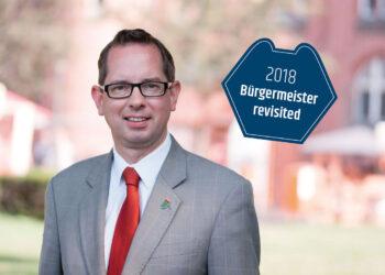 Bezirksbürgermeister Oliver Igel revisited