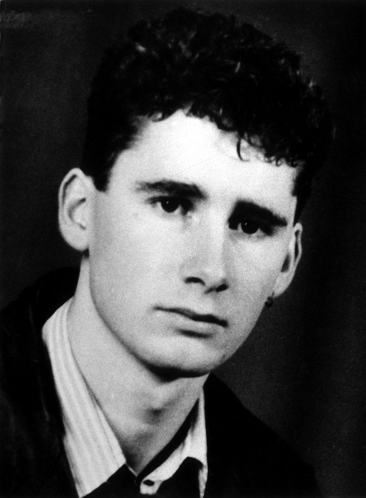 Chris Gueffroy um 1988