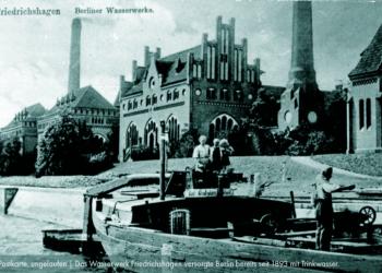Wasserwerk Friedrichshagen