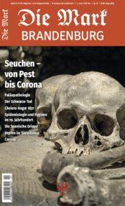"""Titel des Historikmagazins """"Die Mark Brandenburg"""""""