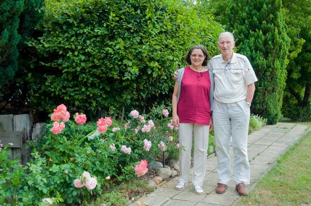 Uwe und Christine Holmer