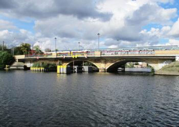 Die Lange Brücke zur Altstadt Köpenick